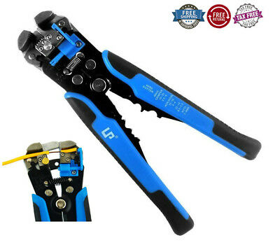 Hand Wire Cable Stripper Cutter 8 In Automatic Multi Functional Tool Stripping