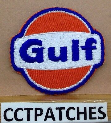 Vintage Gulf (Gas Station) Patch