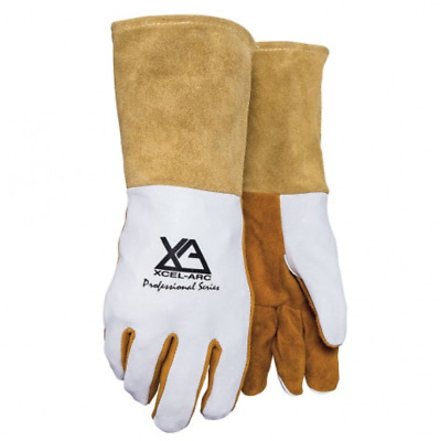 New Uni-Mig UMWG3-L Professional Series Soft Touch TIG Welding Gloves - Large