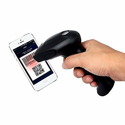 Bar Code Scanners Letobe 2d Usb Wired Square Codes Reader Imager No