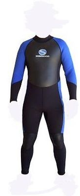 Sherwood Mens 3mm Superstretch Steamer Wetsuit