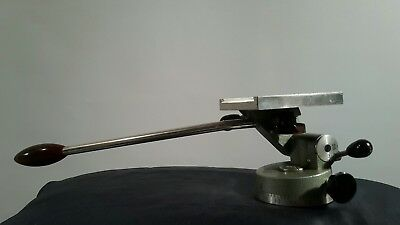 Berlebach Tripod Head super massive quality 40x12cm Made in Germany