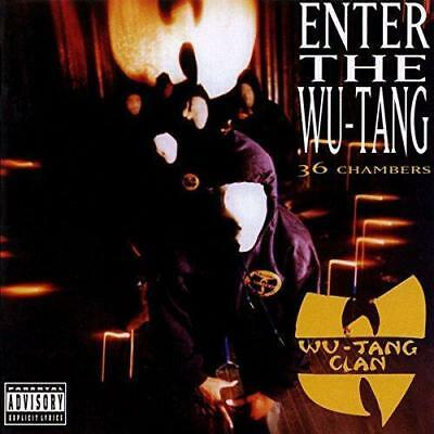 Wu Tang Clan - Enter The Wu-Tang 36 Chambers Vinyl LP IN STOCK NEW/SEALED