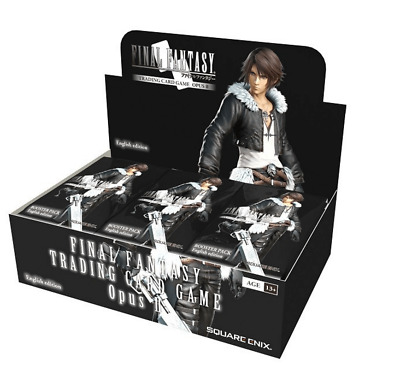 Final Fantasy Trading Card Game Opus II Booster Pack