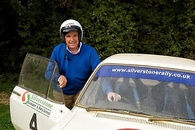 Rally Driving Experience  Full Day Gift Voucher Escort MK2 @ Silverstone Rally