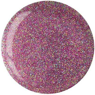 Cuccio Acrylic Colour Powder Polish Nail Dip System 14g Deep Purple Glitter 5568