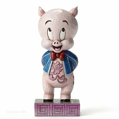 PORKY PIG Jim Shore Looney Tunes 4049385