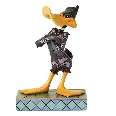 DAFFY DUCK Personality Pose Jim Shore Looney Tunes 4054866