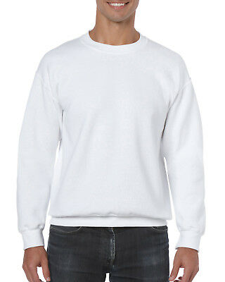 Gildan Heavy Blend Adult Crew Neck Pullover Sweatshirt,Gift,daily wear