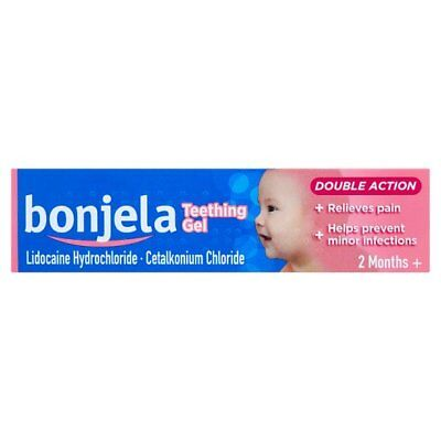 Bonjela Teething Gel 15g for Pain - Baby Infections | Lidocaine Hydrochloride