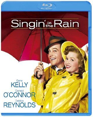 Singin' in the Rain Production 60Th Anniversary Remastered Edition Blu-Ray New B