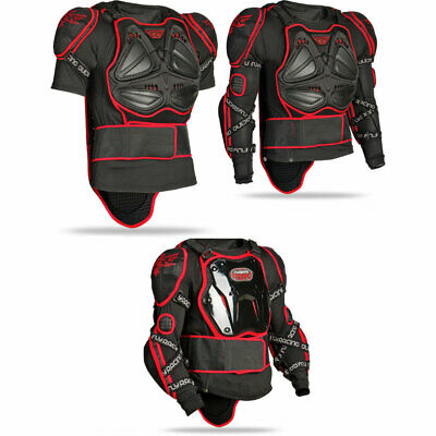2018 Fly Racing Barricade Body Armor Suit Motocross Offroad - Choose Style/Size
