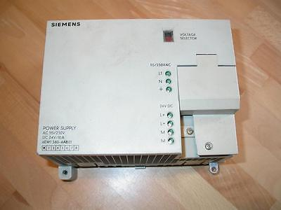 Siemens Power supply Simatic Netzteil S5 S7  10A