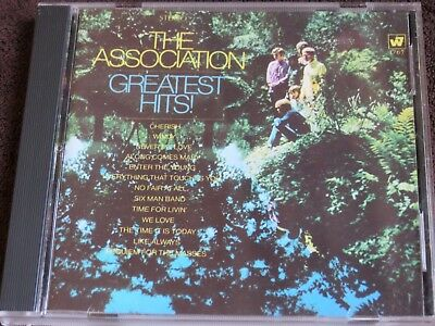 The ASSOCIATION: Greatest Hits CD (very best of)