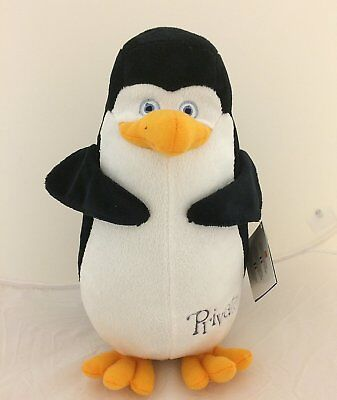 The Penguins ,of Madagascar ,Private, Plush, Bean, Soft, Toy, 11inch ,film,