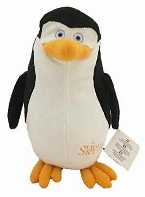 The Penguins,of Madagascar,skipper, Plush, Bean, Soft,Toy,11inch,film,dreamworks