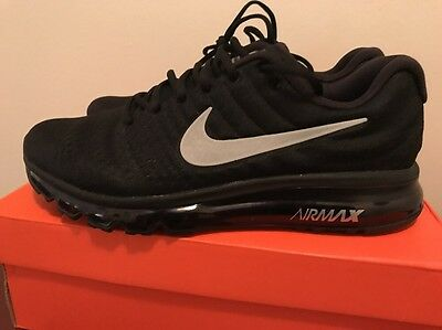 5b07eb1917 mens nike air max shoes 9.5 - New in Box - Authentic - Black and ...
