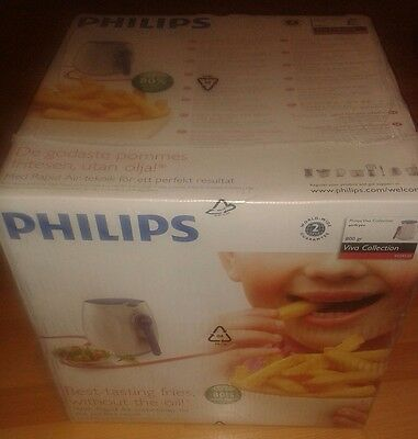 Heißluftfritteuse Philips Airfryer HD9220/50 Viva Collection  1425 Watt NEU+OVP