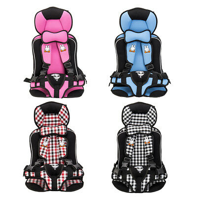 Baby Child Safety Car Seats Portable Convertible Booster Chair Infant Toddler UK