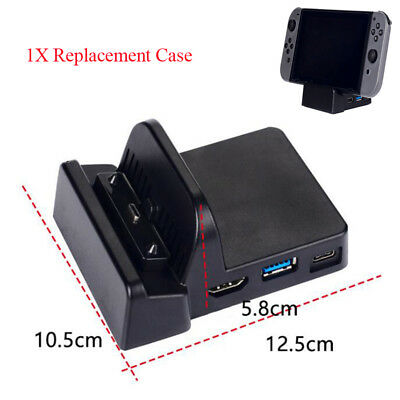 Lightweight Docking Station Mini Replacement Dock Case Cover For Nintendo Switch