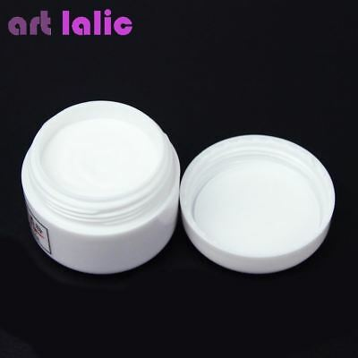 Nail Polymer Acrylic Powder Crystal Nail Art Tips Builder CLEAR PINK WHITE Sale