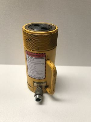 "Enerpac RC 506 Hydraulic Cylinder 50 Tons Capacity 6"" Stroke *Free Shipping*3 AA"