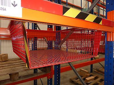 Pallet Racking Picking Trays 900mm Deep / Lin Bins / Picking Bins £15.00 +vat