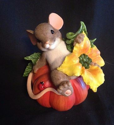 Charming Tails By Dean Griff - Fall- Your Friendship Is Ripe For The Picking