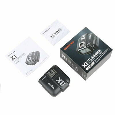 US Godox X1T-S TTL 1/8000s HSS 32 Channels 2.4G Flash Trigger Transmitter f Sony