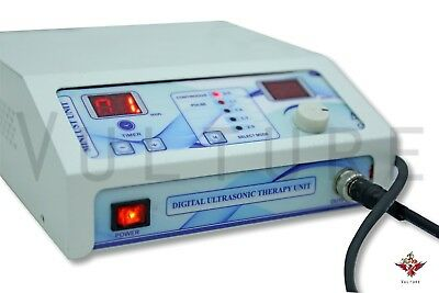 New Original Ultrasound Ultrasonic therapy machine for Pain relief 1 mhz