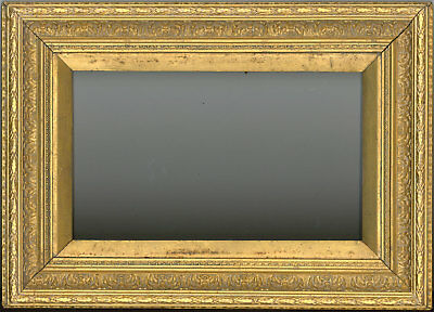 Very Fine Mid 20th Century Greek Key Leaf and Berry Ornate Gilt Frame
