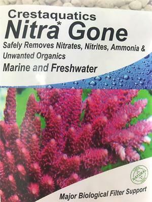 2000Ml Of The Amazing Nitra'gone - Nitrate Reduction For Marine And Fresh Water