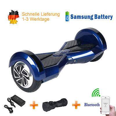 hoverboard 8 5 zoll mit griff bluetooth tasche samung akku self balance scooter eur 199 00. Black Bedroom Furniture Sets. Home Design Ideas