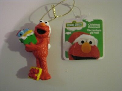 Elmo Seasame Street Christmas Tree Ornament By Kurt Adler 3 Inches