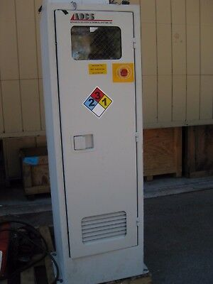 ADCS Advanced Delivery & Chemical Systems HMDSO Gas Cabinet