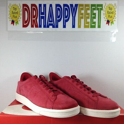 release date: 79da7 feae5 Nike Tennis Classic CS Suede Men Sizes Shoes Varsity Red Ivory NEW 829351  600