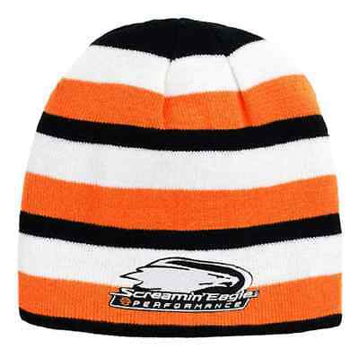 205354d03bc Harley-Davidson Screamin  Eagle Performance Reversible Knit Hat Beanie