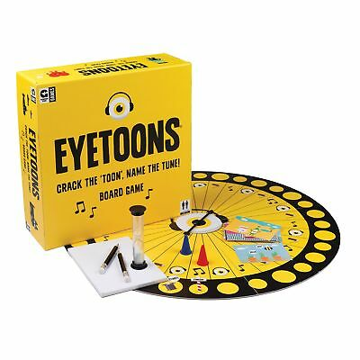 Hacche Eyetoons Board Game From Debenhams