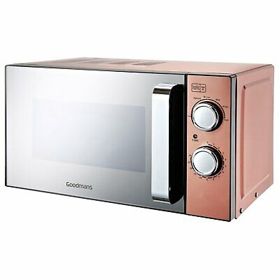 Goodmans Copper Microwave Capacity 20L - NEW STYLISH