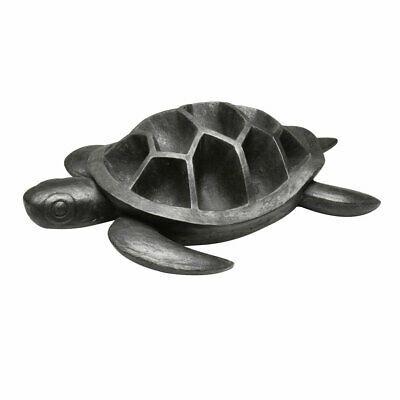 Turtle Planter - Indoor/Outdoor - For Succulents and Small Plants - Cast Resin