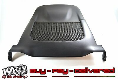 2010 Jaguar XF Luxury Front Right Hand Drivers Side Rear Back Seat Cover - KLR