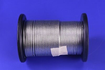 (50) Feet Micro-Coax UT-85C-FORM Tin-dipped Hand-Formable Microwave Cable