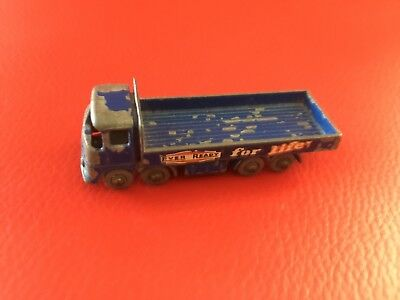 Matchbox Erf 68G Truck Made In England By Lesney
