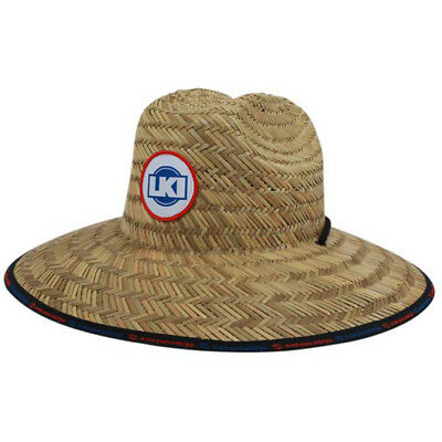 LKI NEW Loosekid Cheers Straw Adults Mens Wide Brim Sun Beach Hat