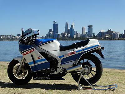 Suzuki RG500 New / Never Started / Suzuki Australias Own Pre Production Bike