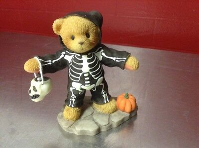 Cherished Teddies Sullivan Most Important Truth Be True To Yourself HALLOWEEN