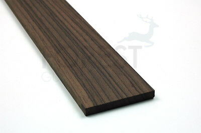 Indian rosewood first quality Bass guitar fretboard blank (85x720x8.5mm)