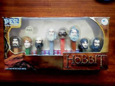 The Hobbit Unexpected Journey Pez Collectors Series Limited Edition