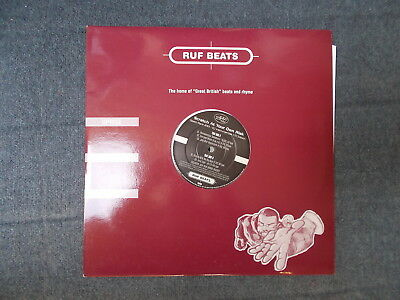 "Jeep Beat Collective Scratch At Your Own Risk  - Death Race 2001 2x12"" Ruf Label"