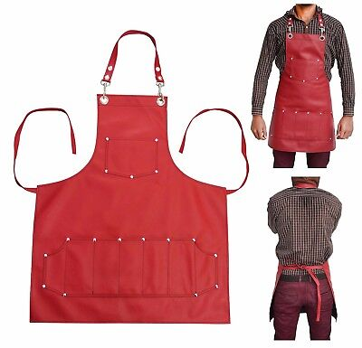 Leather Hairdressing Barber Apron Cape Barber Razor Hairstylist CHRISTMAS SPECIA